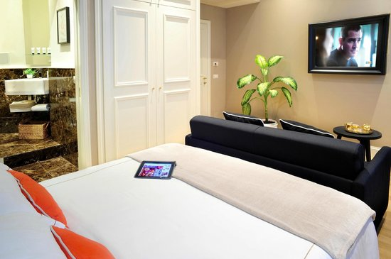 Nerva Boutique Hotel : Superior Deluxe room