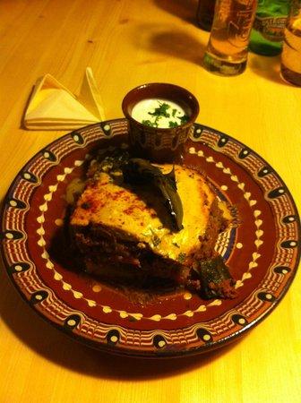 Nesebar - Restauracja Bulgarska: Fabulous food