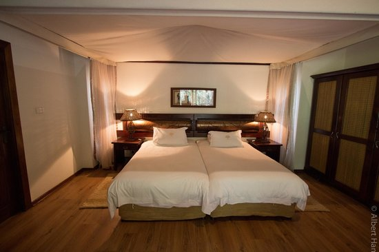 Ivory Tree Game Lodge: Lovely room