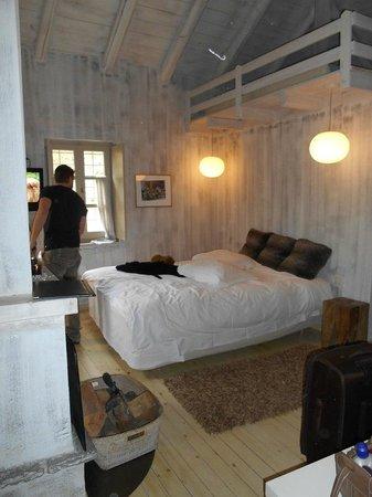 Mikro Papigo 1700 Hotel and Spa: room