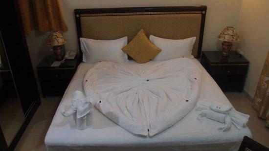 Cedar Hotel: notre chambre