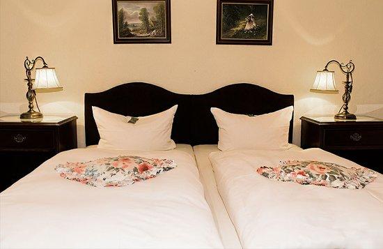 Hotel-Restaurant Kronprinz: Zimmer