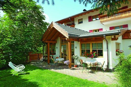 Garni Residence Diamant: Garden
