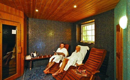 Garni Residence Diamant: Relax area