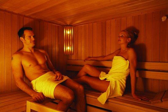Garni Residence Diamant: Sauna