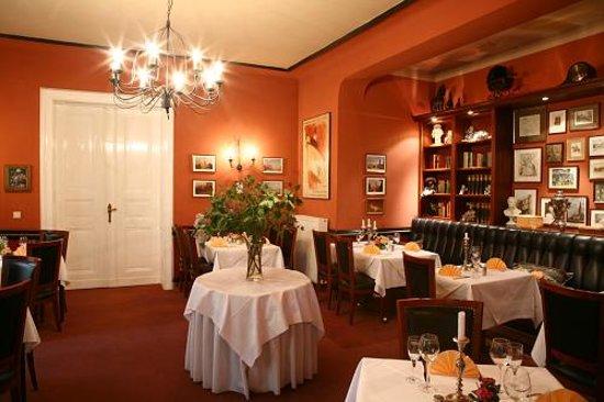 Hotel-Restaurant Kronprinz: Restaurant