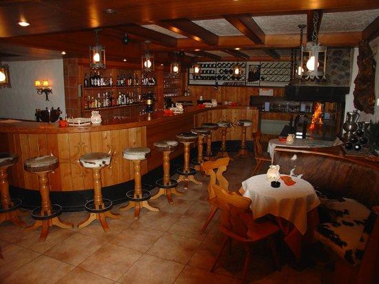Hotel Europa Annex : Hotel Bar