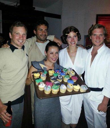 Las Vibras De La Casbah: Vibras birthday party