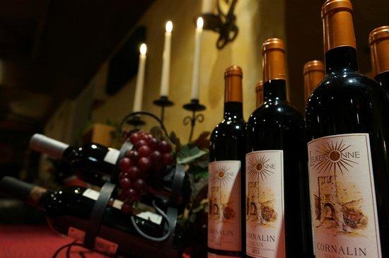 Hotel Europa Annex : wine