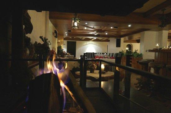 Hotel Europa Annex : Restaurant Carnotzet