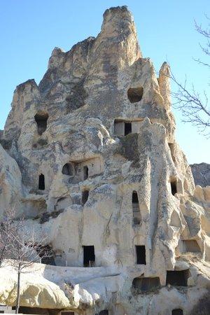 Musée de plein air de Göreme : couvent des Nonnes