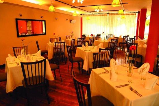 Hotel San Blas: Nuestro Restaurante