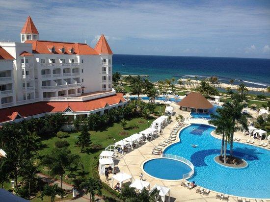 Grand Bahia Principe Jamaica: room view