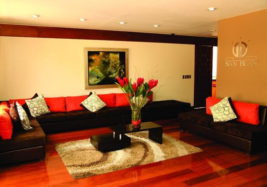 Hotel San Blas: Lobby
