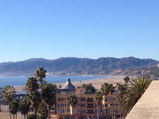 JW Marriott Santa Monica Le Merigot: From our balcony