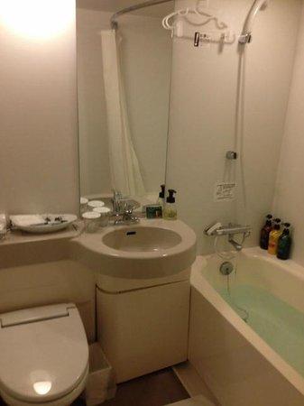 Richmond Hotel Narita: バスルーム