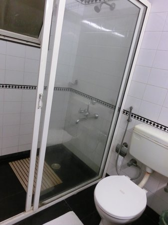 Grand Hotel Agra: バスルーム