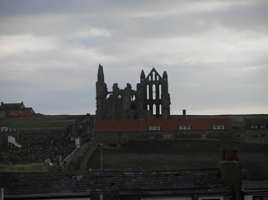 Europa: Whitby Abbey from third floor