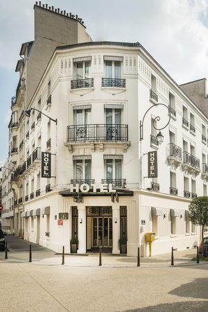 HOTEL CHARLEMAGNE : Notre Hôtel
