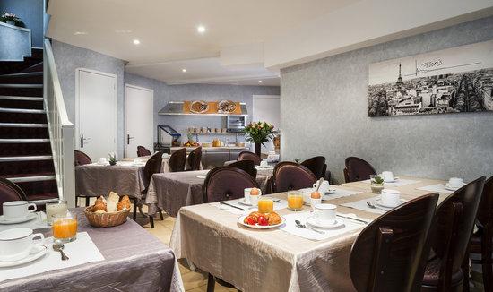 Hotel Charlemagne: Le Petit déjeuner