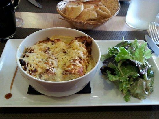 Restaurant Le Petit Prince : Lasagnes maison