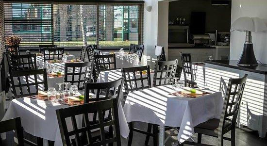 Hotel balladins Geneve/Saint-Genis Pouilly: restaurant