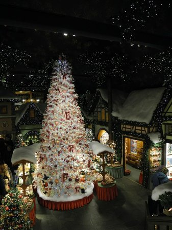 German Christmas Museum (Deutsches Weihnachtsmuseum): Музей Рождества