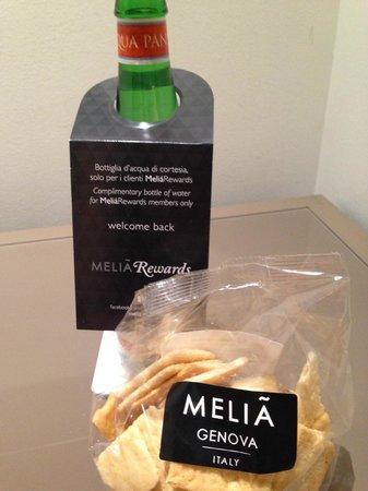 Melia Genova: комплимент