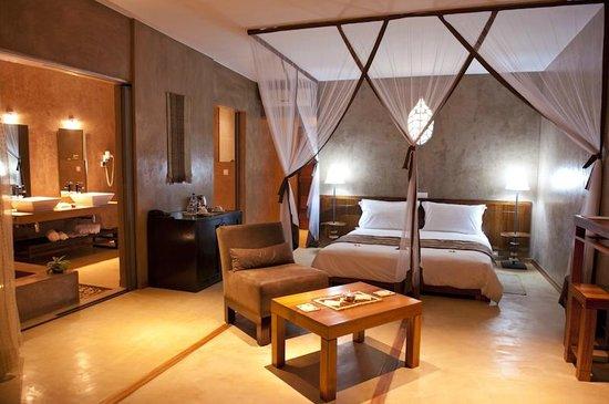 Isalo Rock Lodge: Room