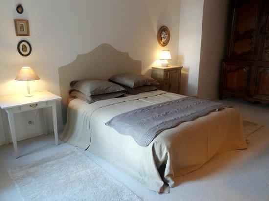 Gîte Le Loft Campagnard : Le Loft  Chambre 1