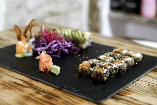 Sushi Folie : Folie et Dragon