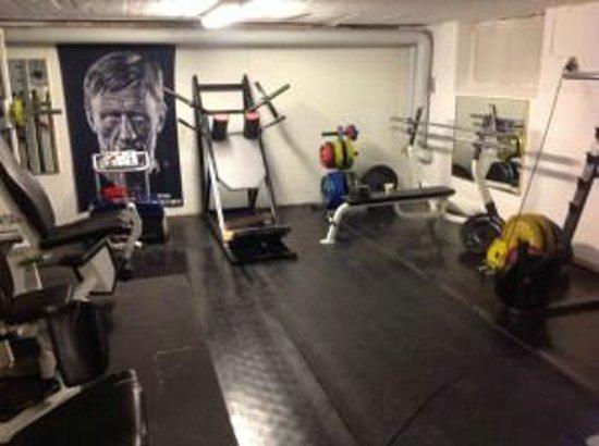 Hotell Gavle-Sweden Hotels: Gym