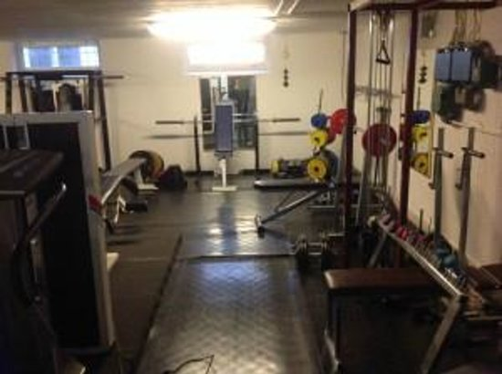 Hotell Gavle-Sweden Hotels : Gym