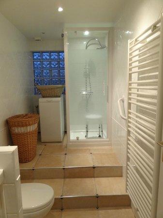 Gite Le Loft Campagnard: Le Loft  Salle de bain