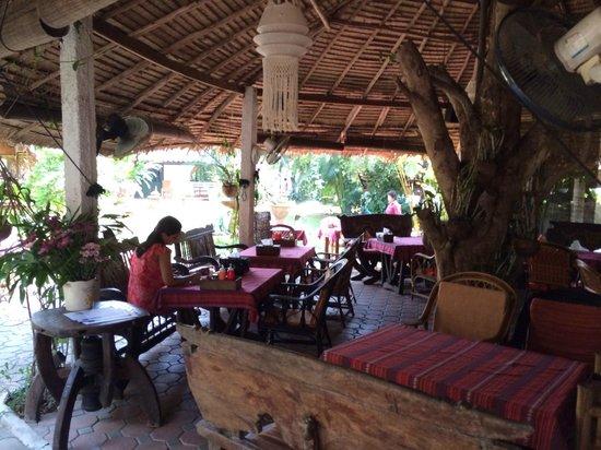 Secret Garden Chiang Mai : Sala