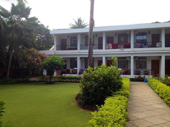 Sea Mist Resort: Den anden del af hotellet
