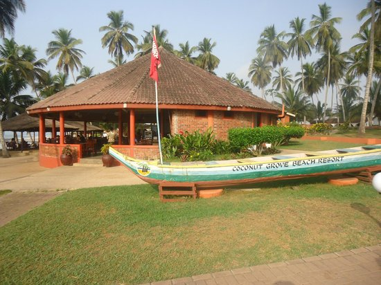 Coconut Grove Beach Resort: Restuarant