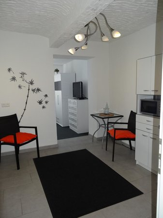 City-Hotel-Garni-Diez: Studio-Apartment