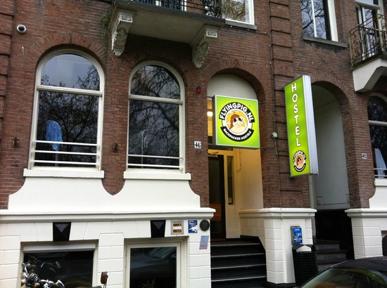 Photo of Flying Pig Uptown Amsterdam