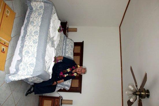 Hotel Gomero : chambre moyenne