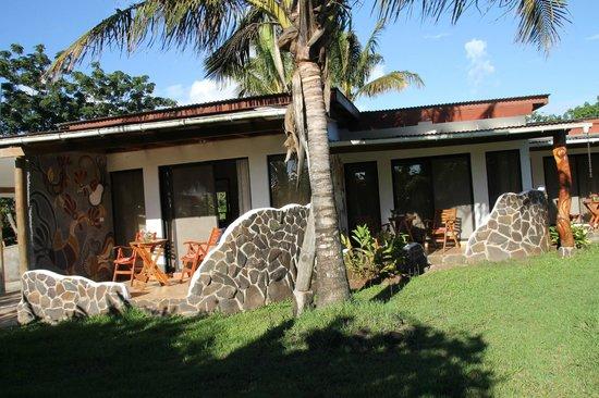 Hotel Gomero : bungalows