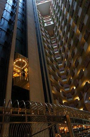 Krystal Grand Reforma Uno Mexico City: Лобби отеля