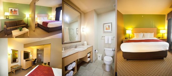 Comfort Suites Lindale - North Tyler : Room