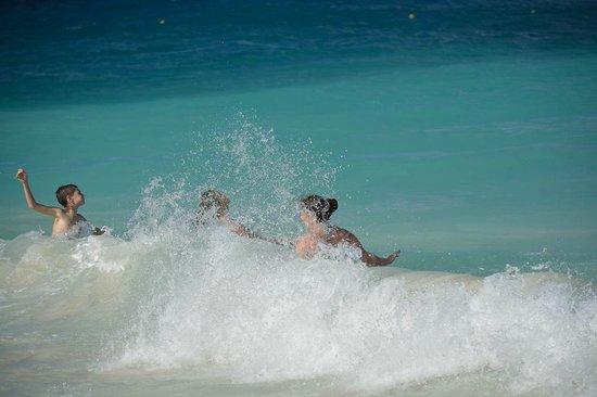 Manchebo Beach: было весело