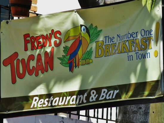 Fredys Tucan : Number one breakfast