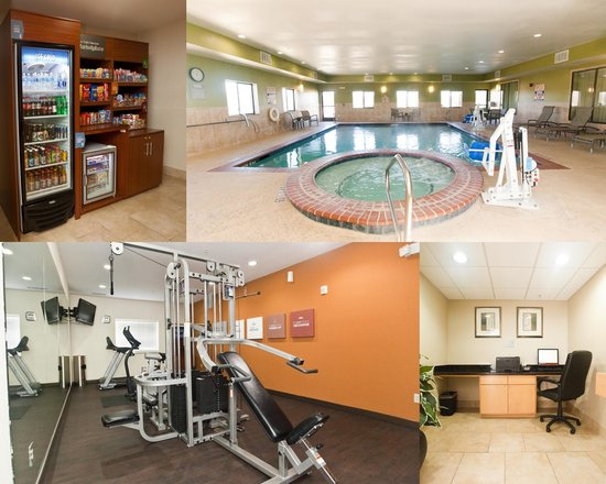 Comfort Suites Lindale - North Tyler : Pool & Fitness