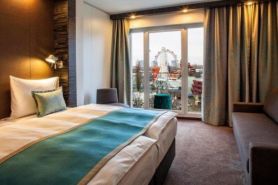 Motel one wien prater updated 2018 reviews price for Motel one zimmer bilder