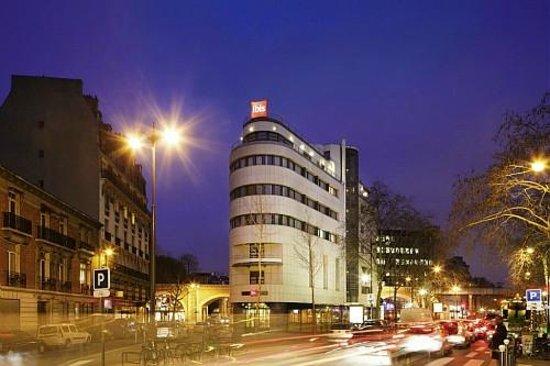 Ibis Paris Gare de Lyon Diderot: Extérieur