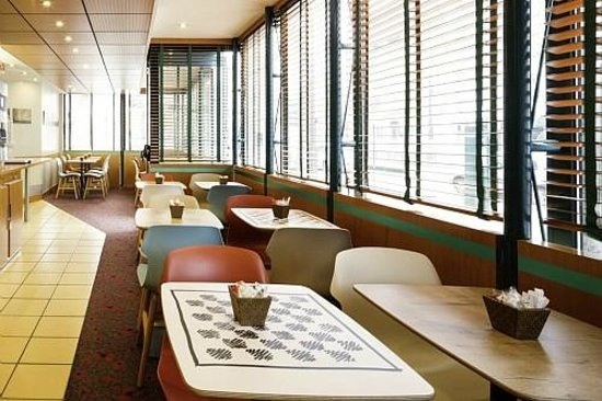 Ibis Paris Gare de Lyon Diderot : Salle Petit déjeuner