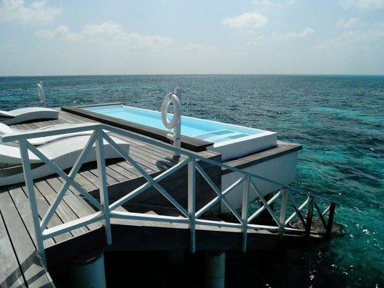 Diamonds Thudufushi : suite pilotis 22